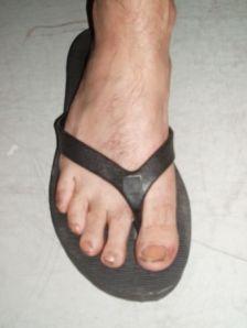 Ayelet zurer feet